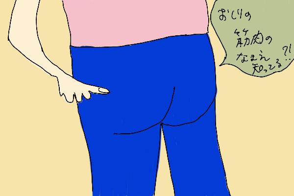 筋肉 お 尻 の